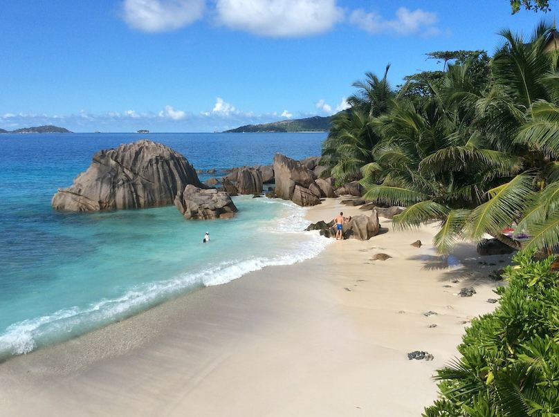 Seychellen Luxusurlaub buchen Reisebüro Regensburg 2