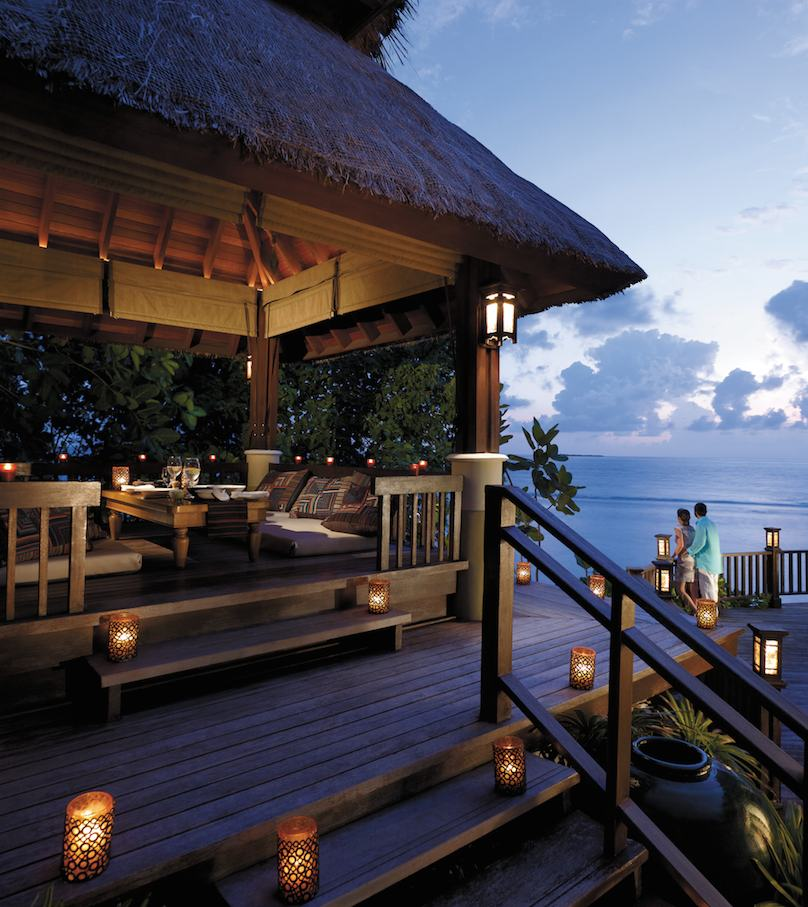 Shangri La Malediven buchen
