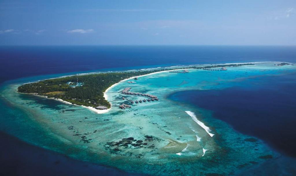 Shangri La Malediven günstig Reisebüro Regensburg buchen