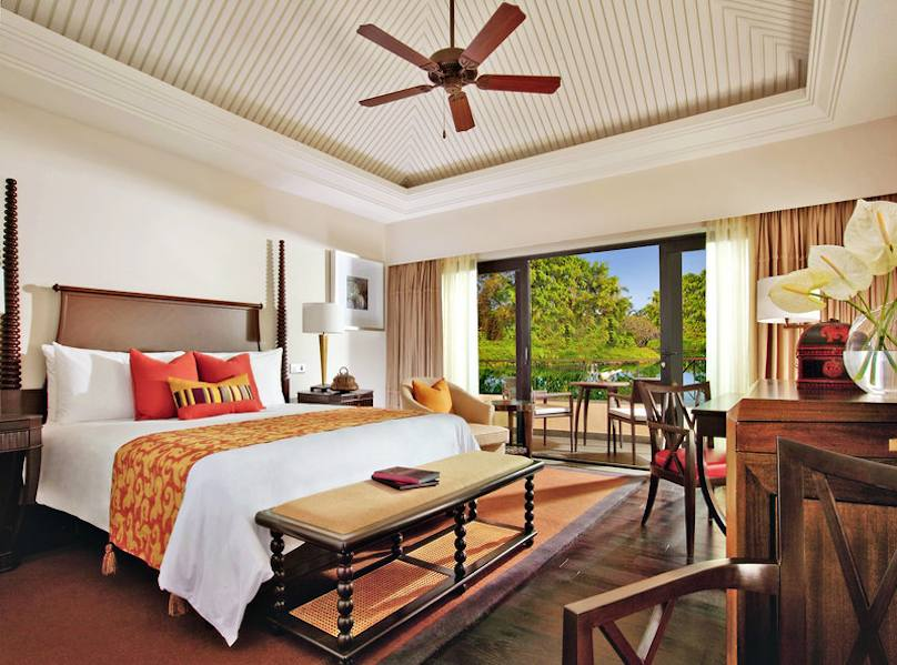 The Leela Goa Luxushotel in Indien