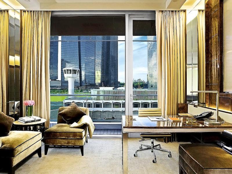 The Fullerton Bay Singapure Luxushotel