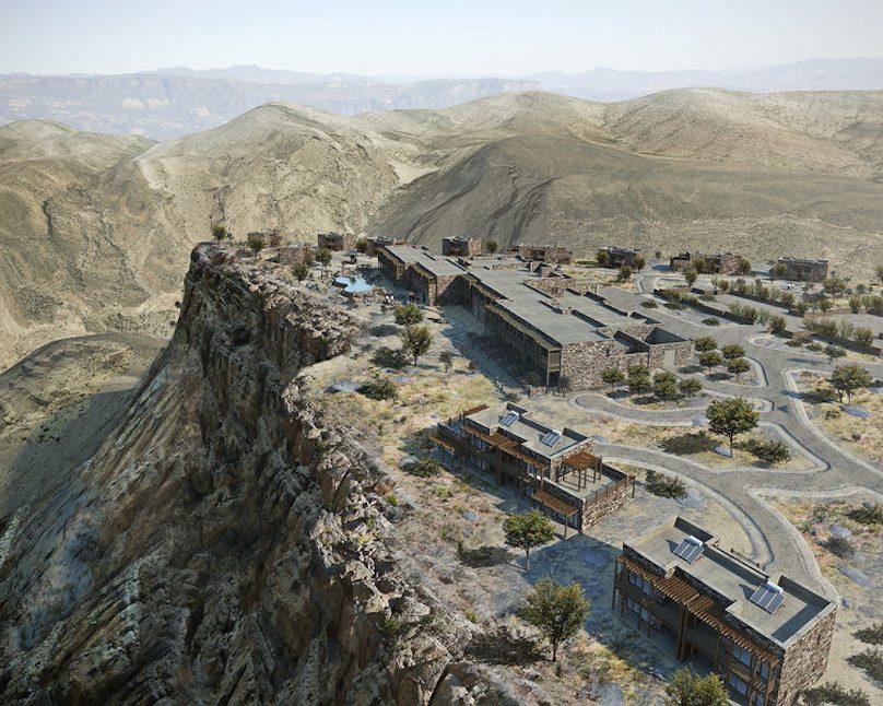 Alila Jabal Akhar Luxushotel Oman buchen