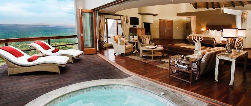Ulusaba Game Reserve Luxushotel 2