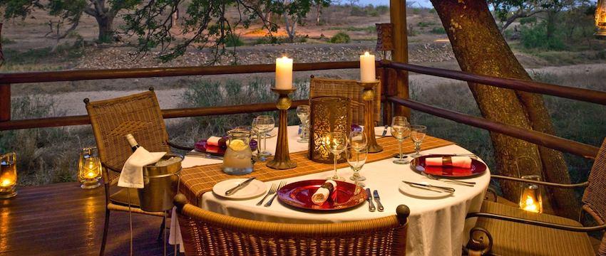 Ulusaba Game Reserve Luxushotel 1