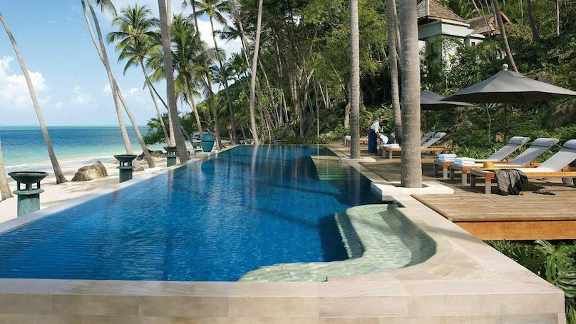 Four Seasin Koh Samui Luxushotel buchen 4