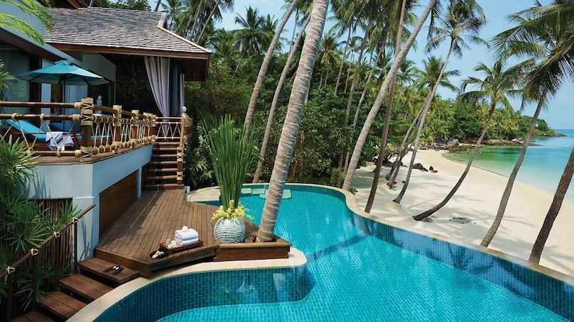 Four Seasin Koh Samui Luxushotel buchen 5