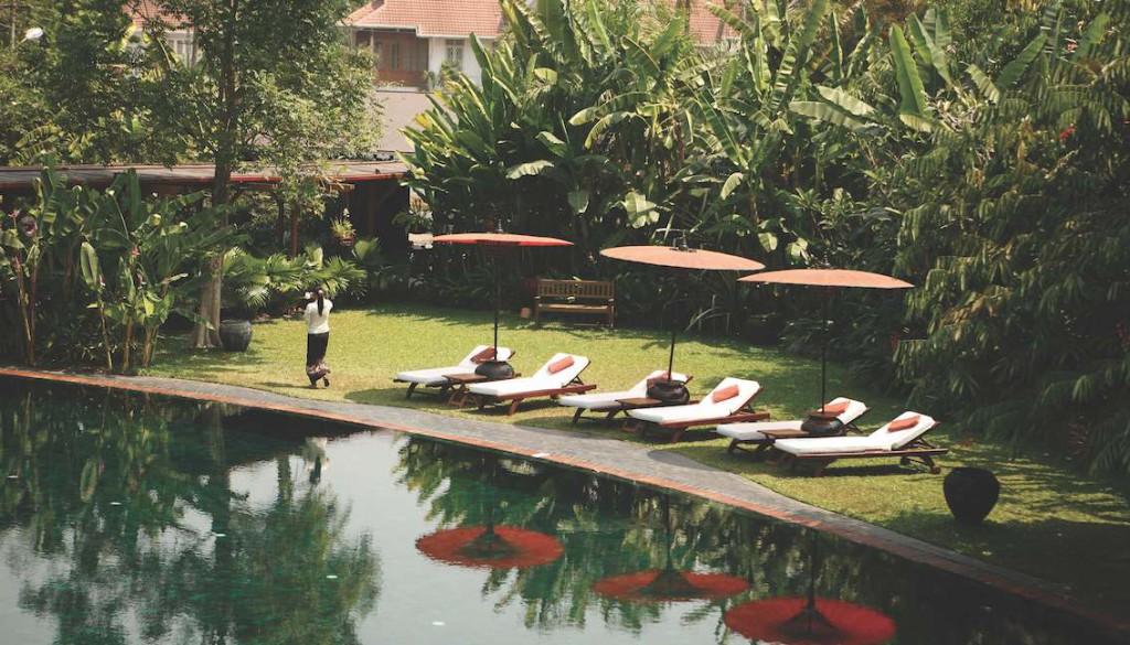Luxushotel Belmond Governor's Residence günstig buchen