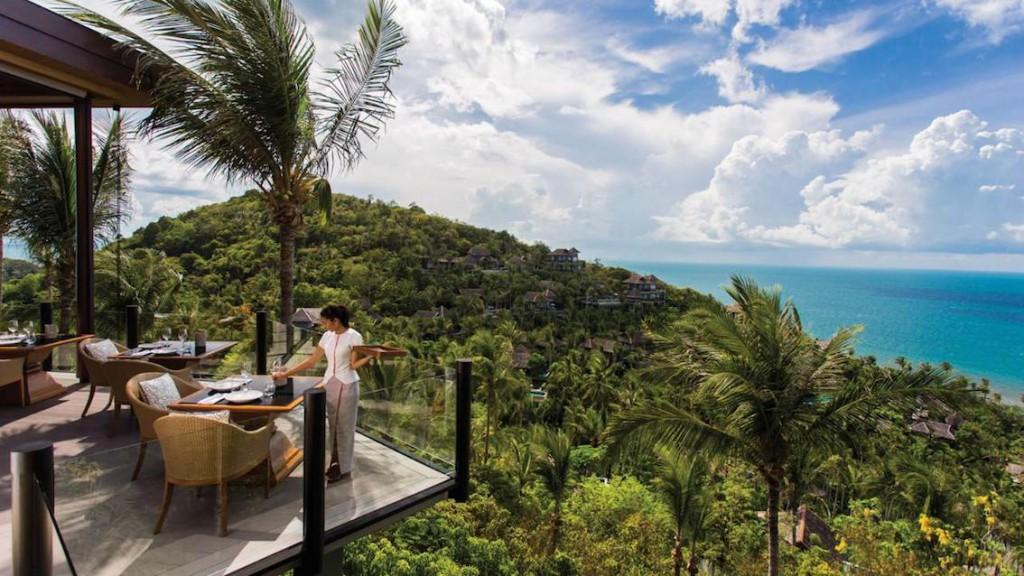 Luxushotel Four Seasons Koh Samui günstig buchen