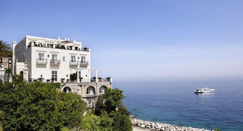 Luxushotel J.K. Place Capri günstig buchen