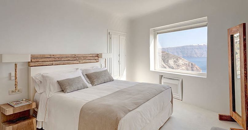 Mystique Resort Santorini Luxushotel4