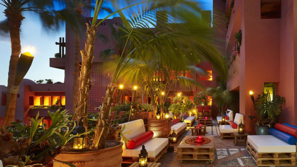 The Ritz Carlton Abama Luxushotel günstig buchen