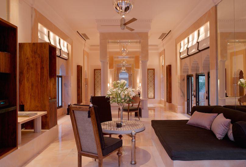 Amanbagh Luxushotel Indien 1