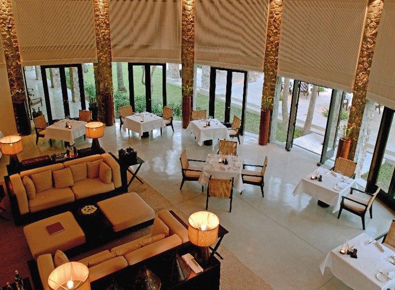 Amansara Siem Reap Luxushotel buchen