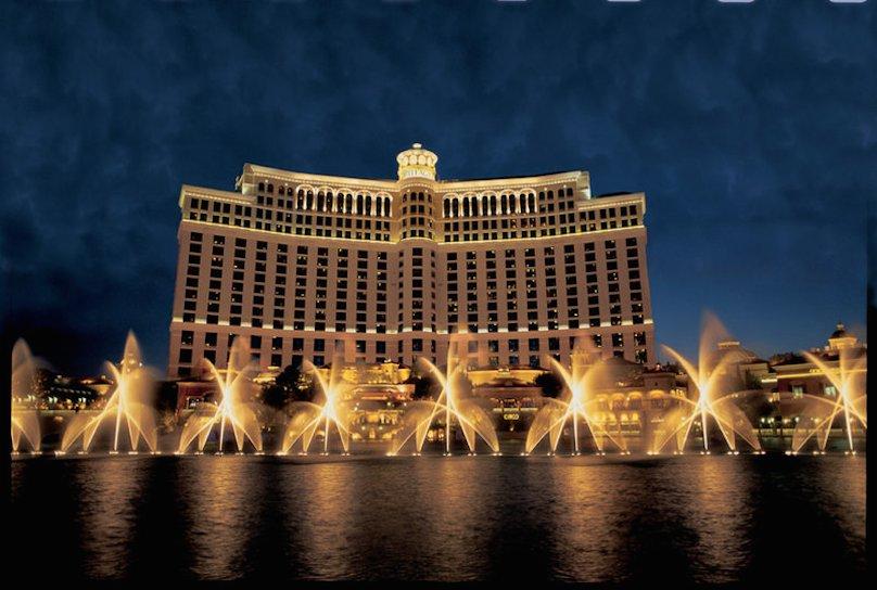 Bellagio Las Vegas Luxushotel buchen