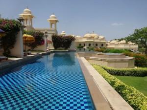 Mumbai Rundreise Oberoi Hotel 4