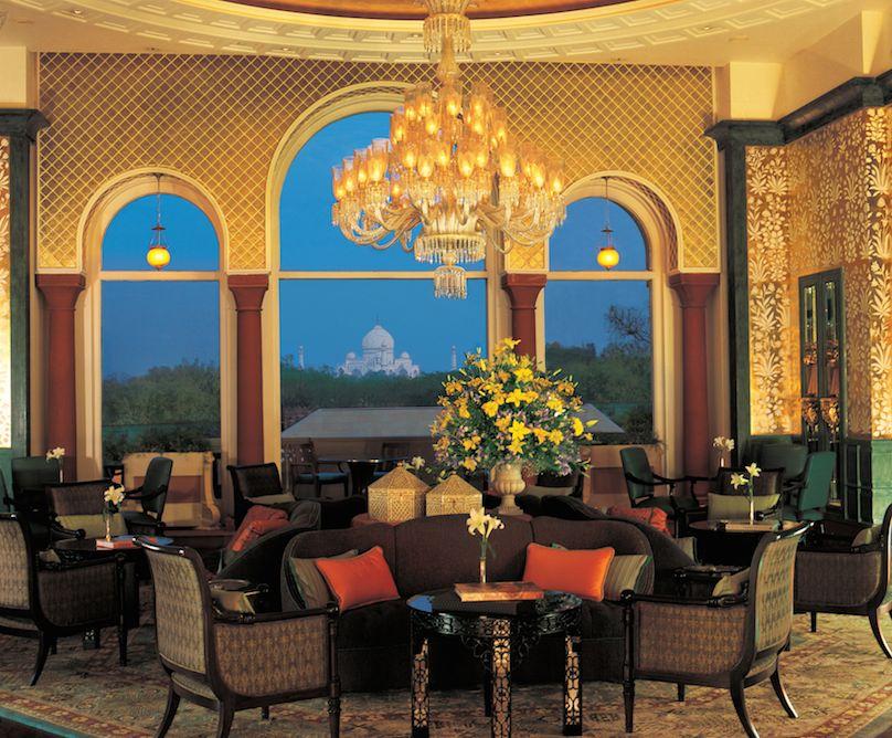 The Oberoi Amarvilas Agra günstig buchen Luxusurlaub