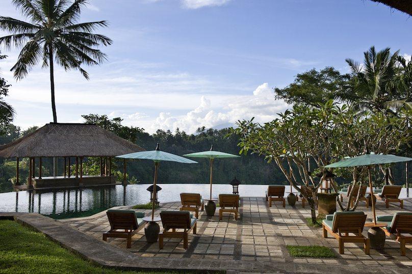 Amandari Bali Luxushotel