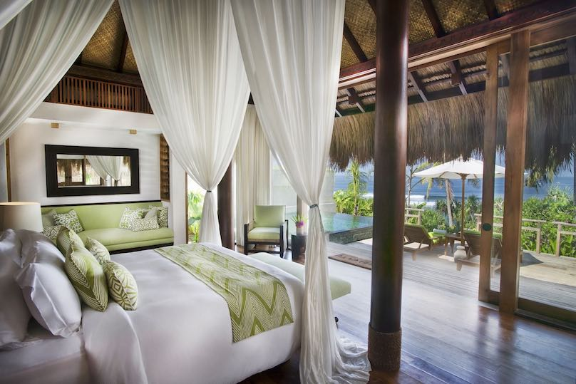 Nihiwatu Luxushotel Indonesien