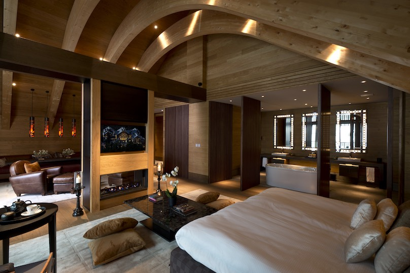 The Chedi Andermatt Gemsstock Suite