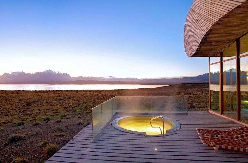 Tierra Patagonia Luxushotel
