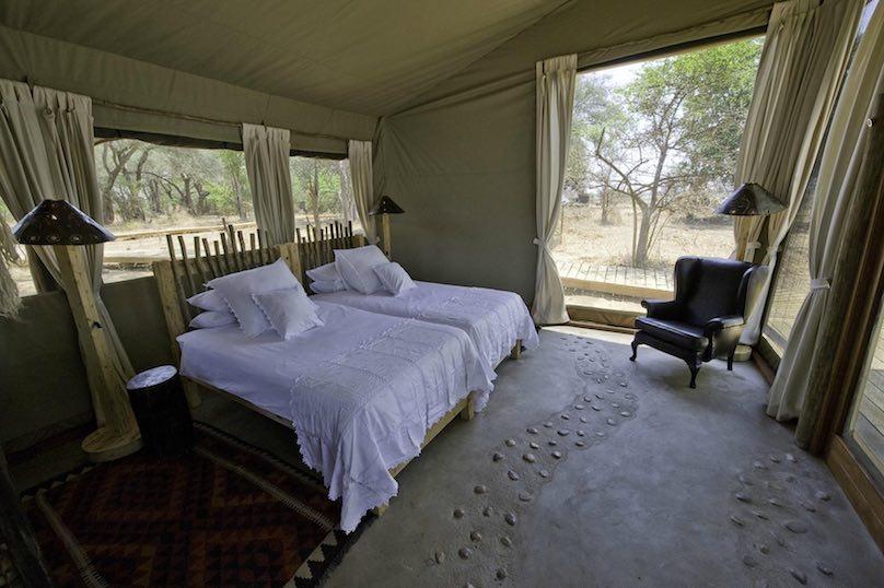 Ruckomechi Hotel Simbabwe