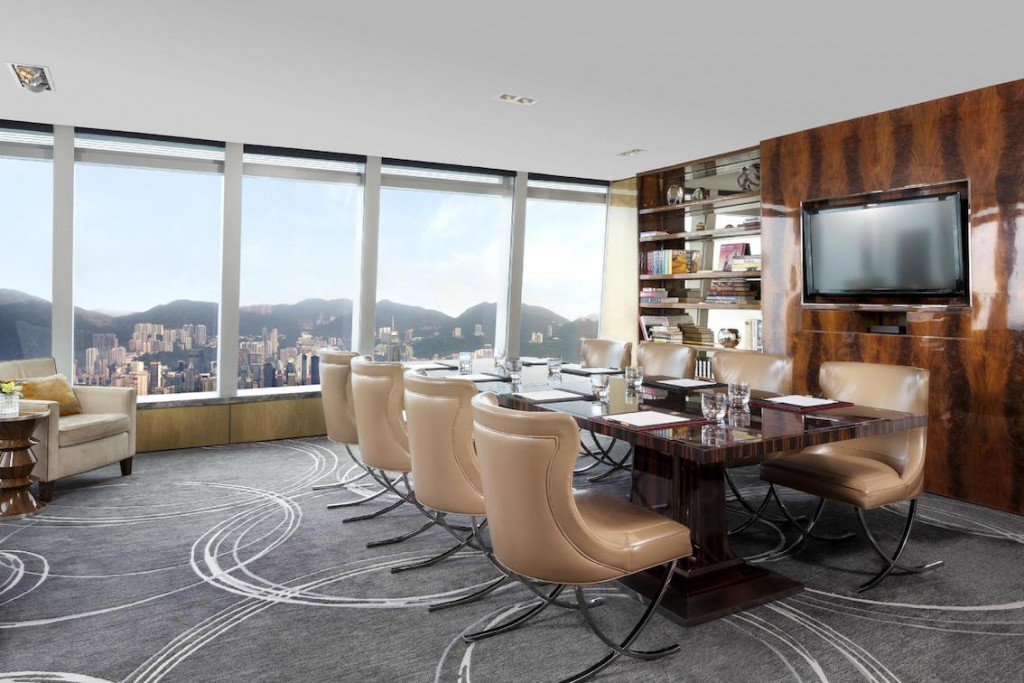 Ritz Carlton Hong Kong Gallery 1