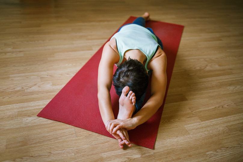Yoga im Detox Urlaub in Bayern