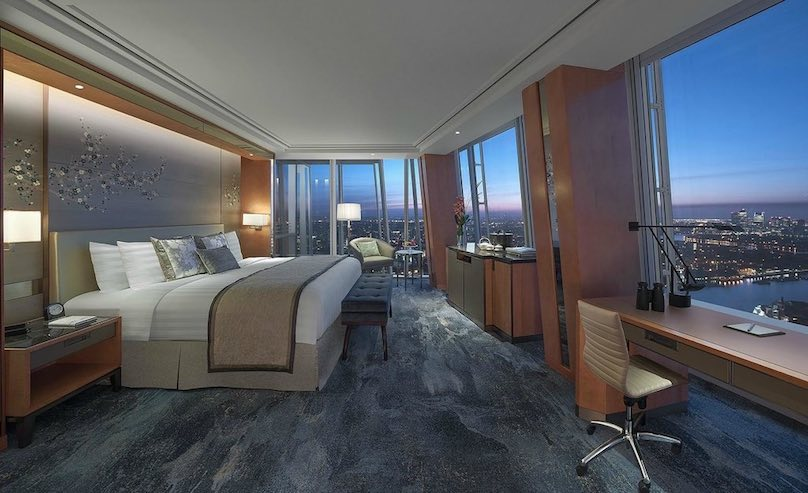 Shangri La at The Shard London 2