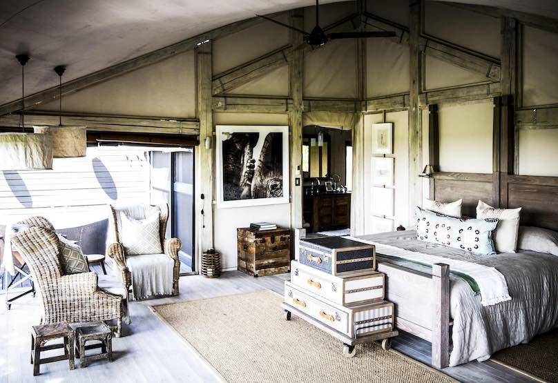 Abu Camp Zimmer