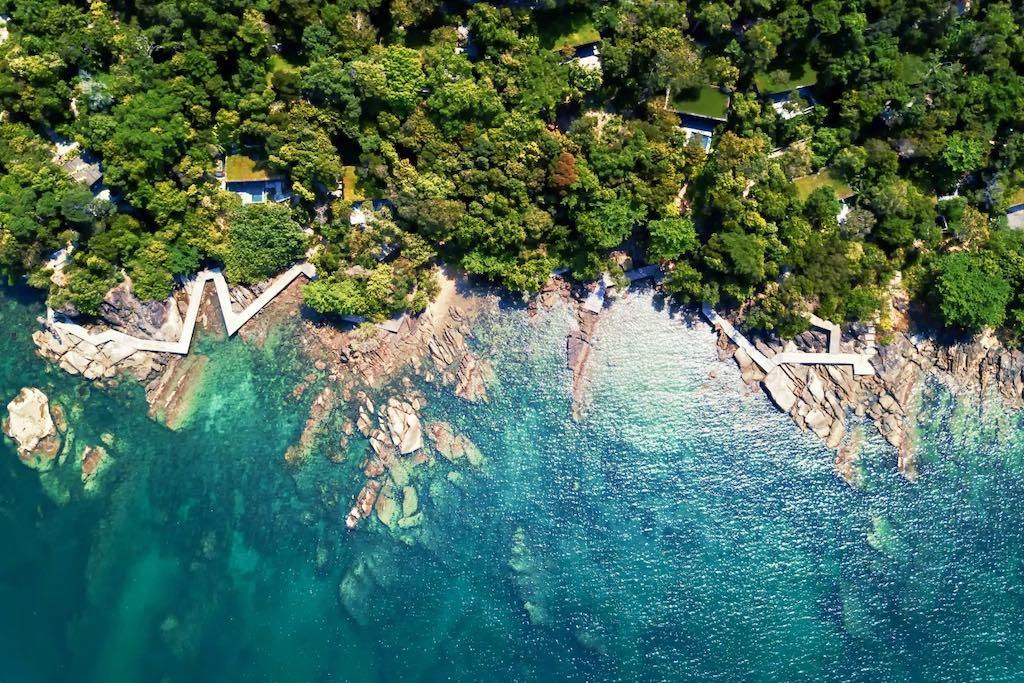 Six Senses Kolumbien Insel