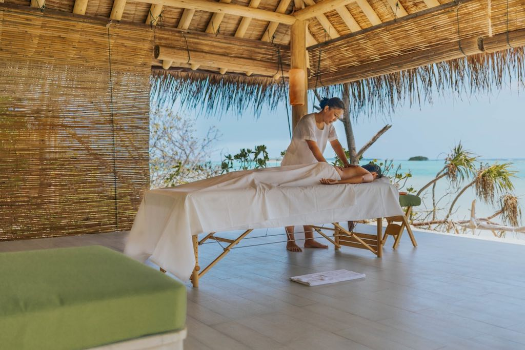 Soneva Jani Massage
