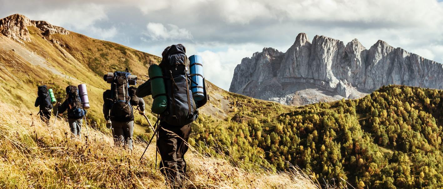 Bergwandern buchen