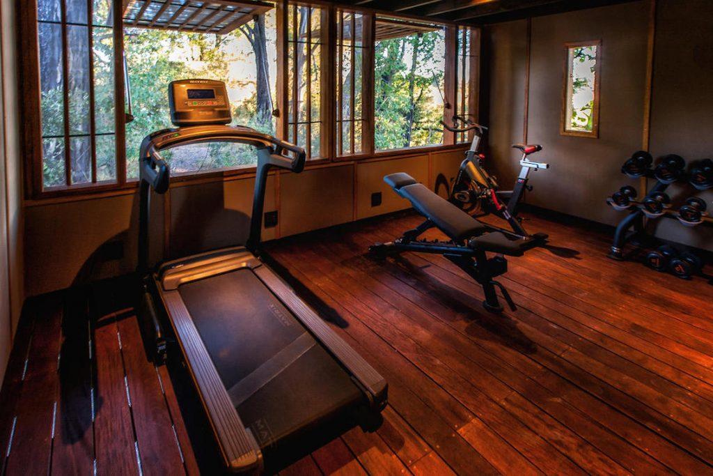 Chitabe Camp Fitness Studio