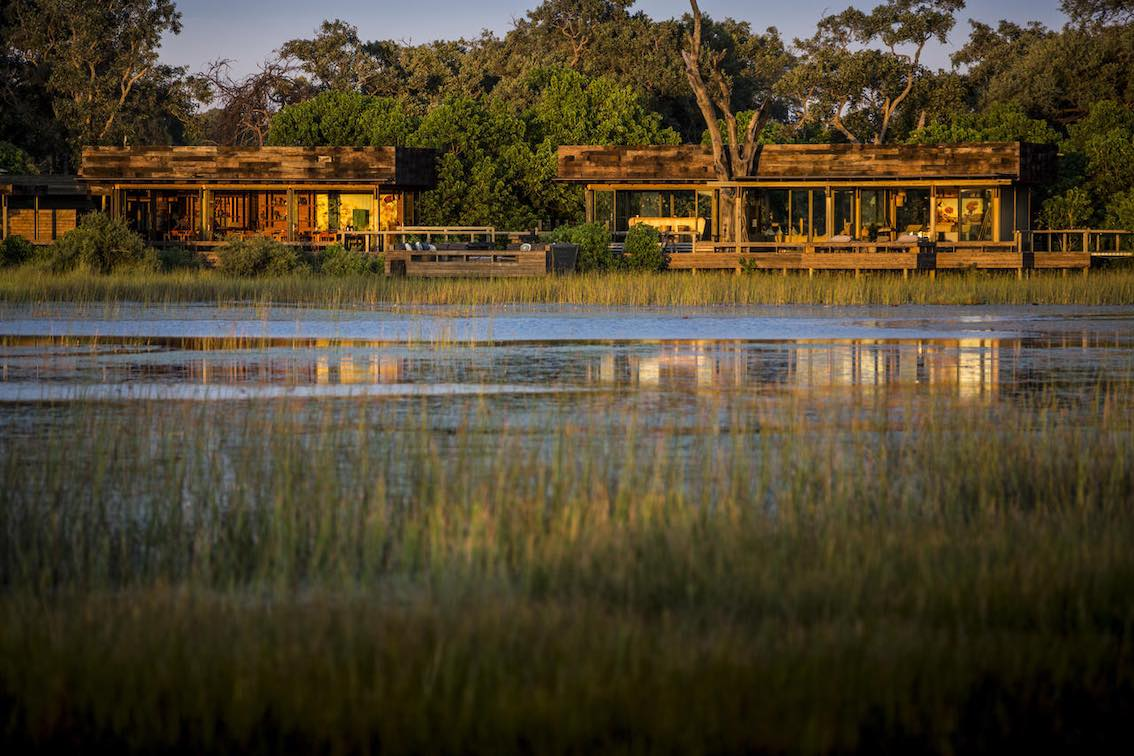vumburacamp-botswana-von außen