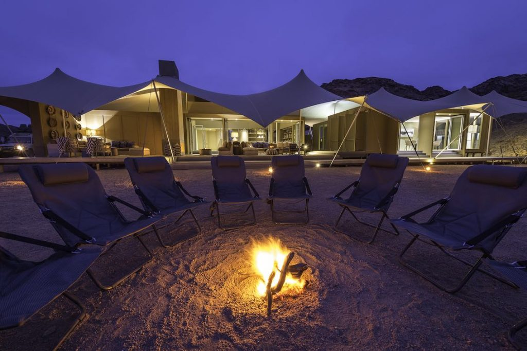 Camp Namibia Hoanib Wilderness