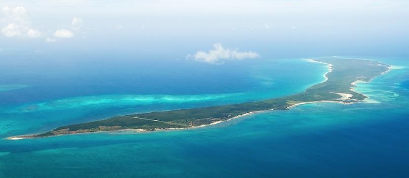 Mosamik Insel