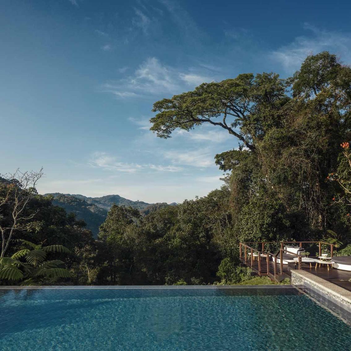 Nyungwe House Pool