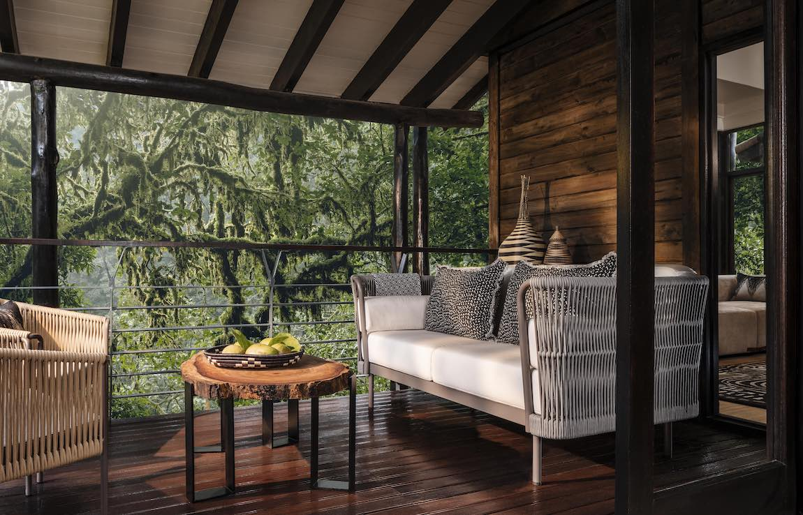 Nyungwe House Suite