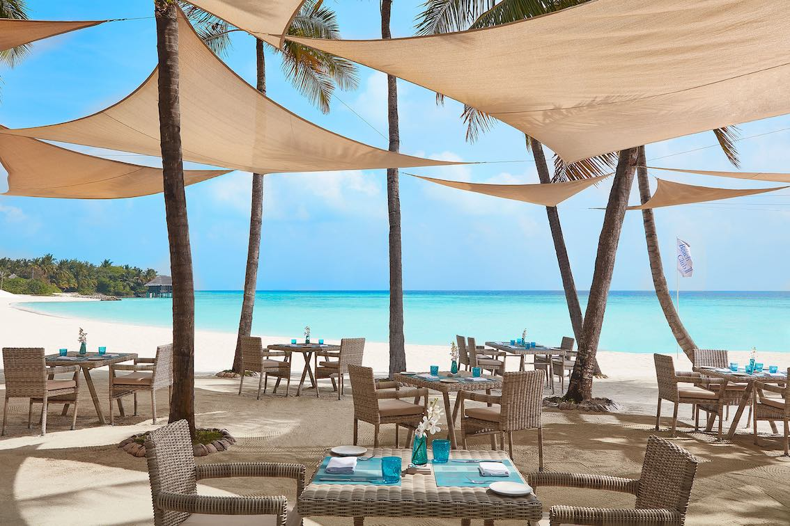 One and Only Reethi Rah Restaurant