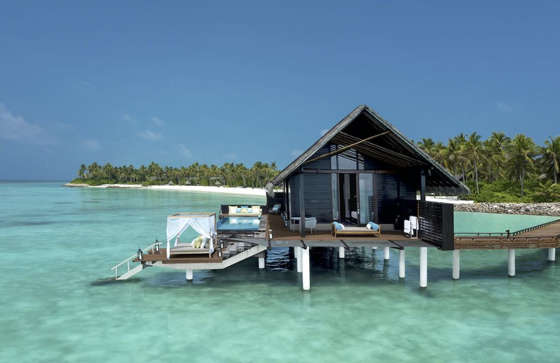 One and Only Reethi Rah Watervilla