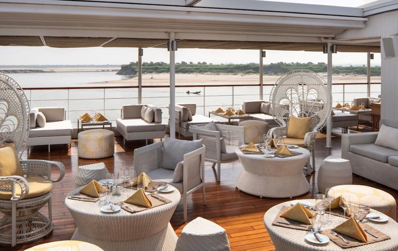 The Strand Cruise Ayeyarwady Myanmar