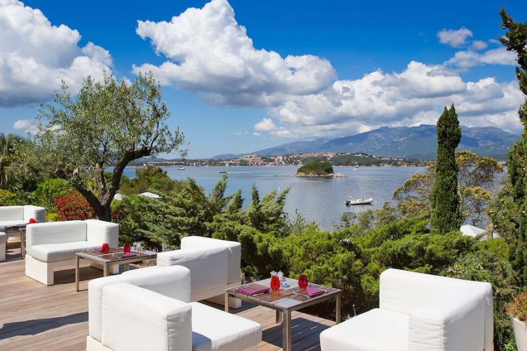 Casadelmar Lounge Terasse