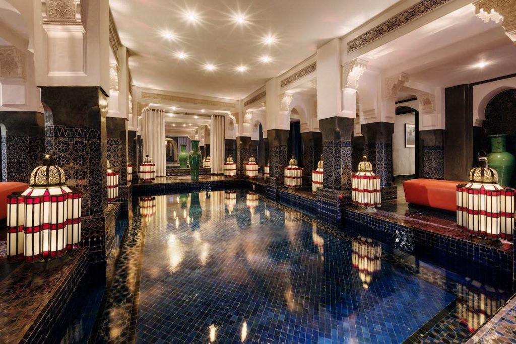 Spa La Mamounia Hotel