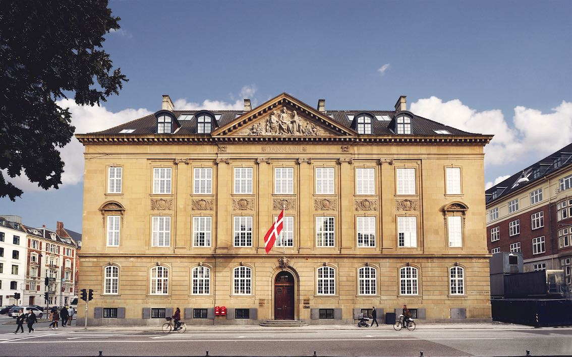 Nobis Kopenhagen Fassade
