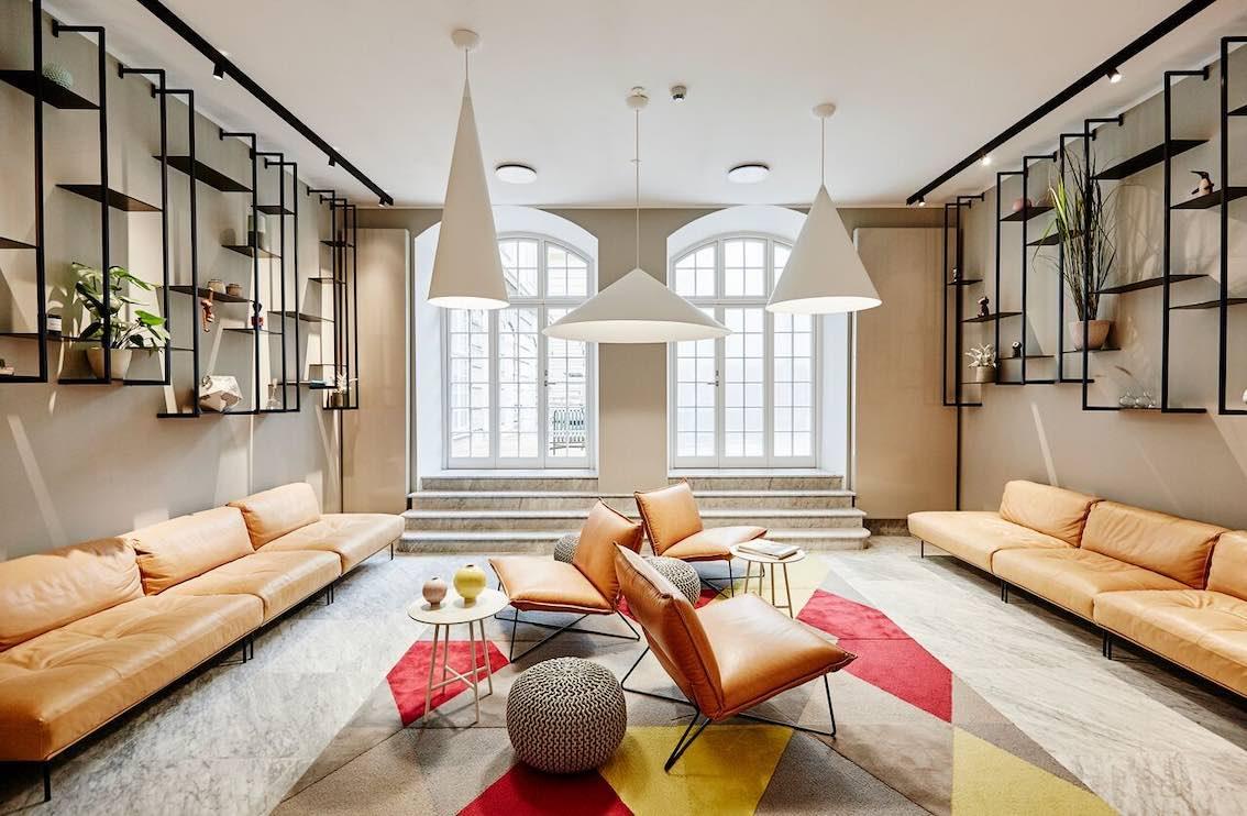 Nobis Kopenhagen Lounge