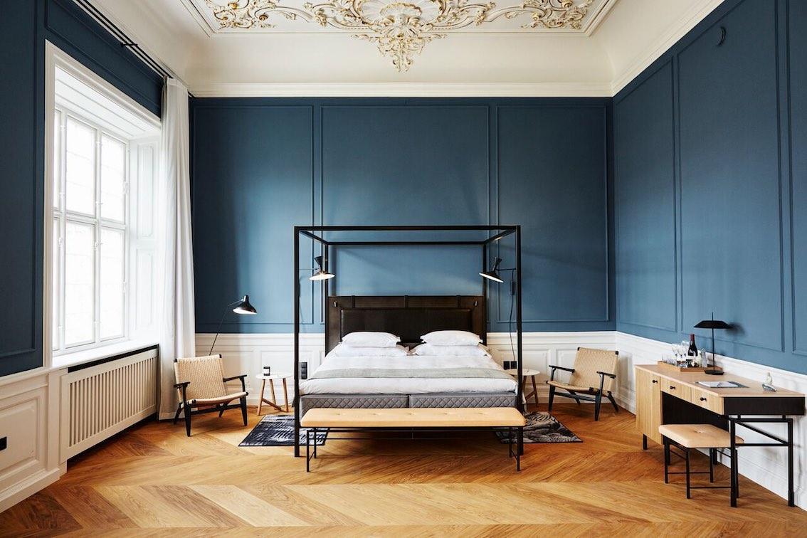 Nobis Kopenhagen Schlafzimmer