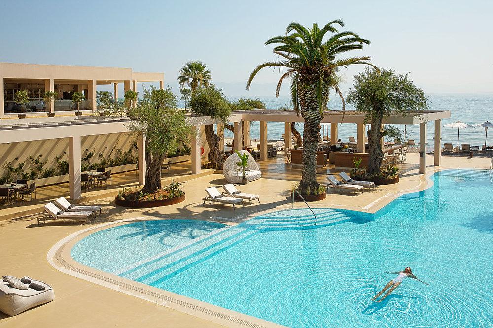 Pool Domes Miramare Korfu