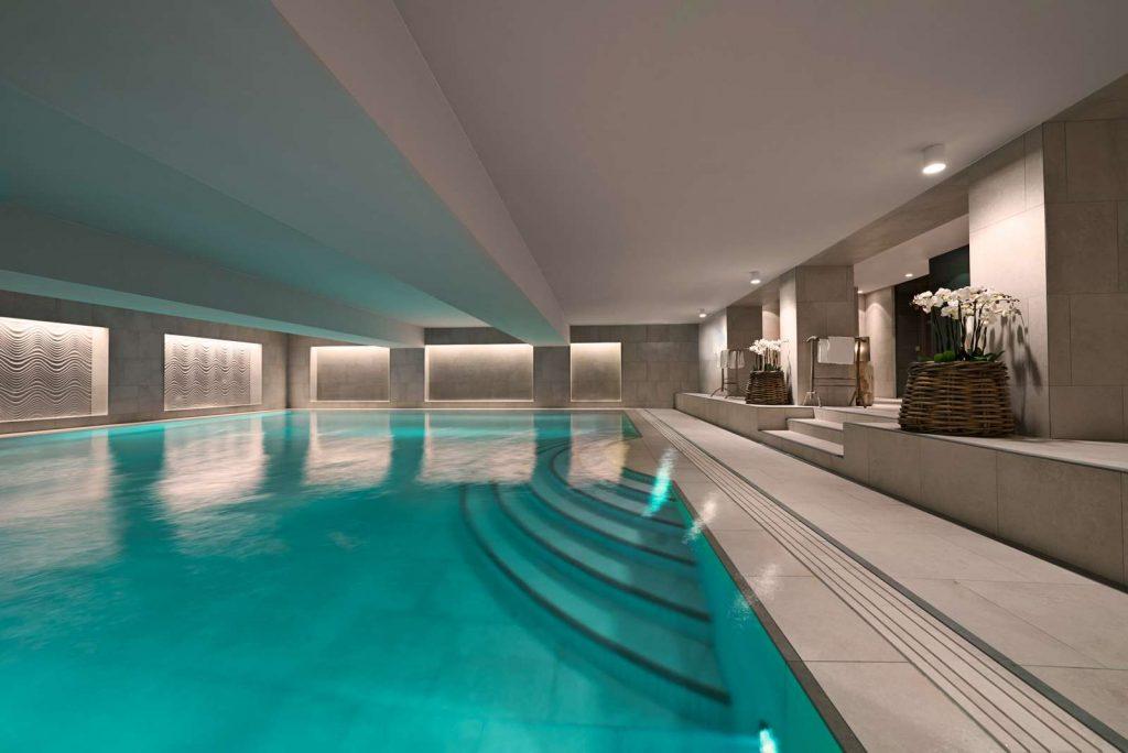 D'ANGLETERRE COPENHAGEN Schwimmbad