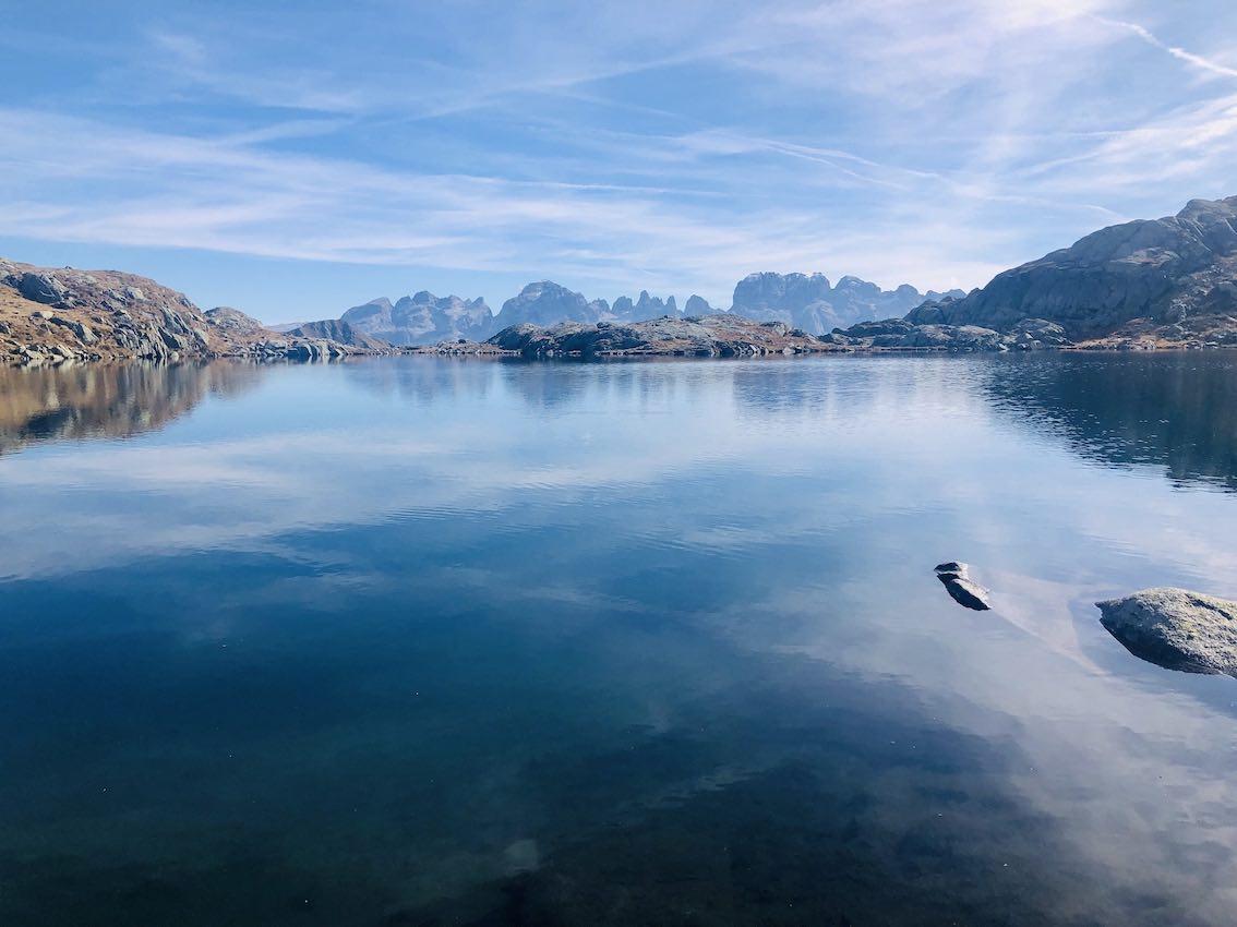 Lake Nero Dolomiti