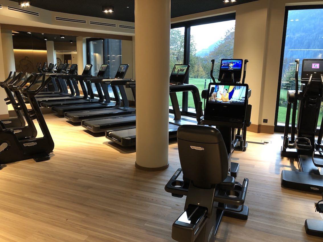 Lefay Dolomiti Fitness Studio